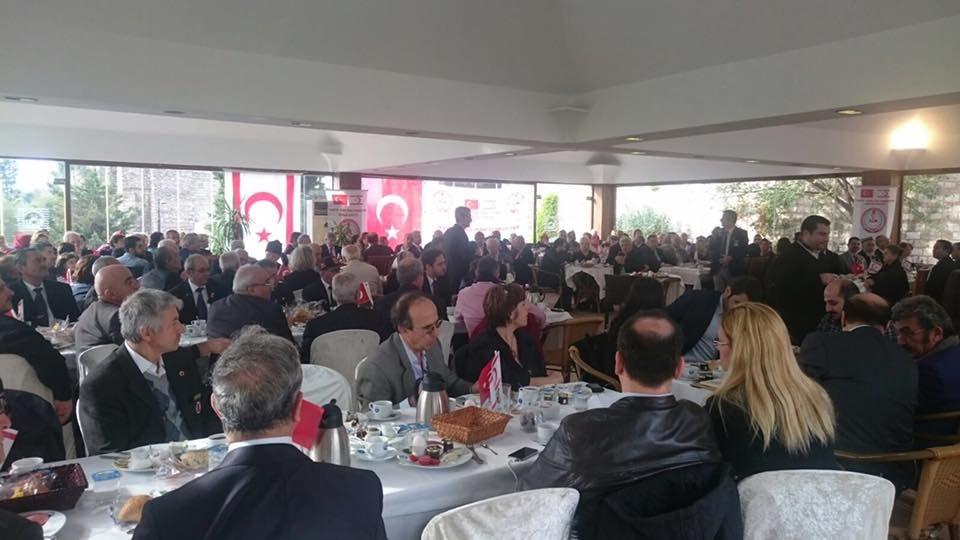 Kıbrıs Türkiye İş Birliği Cemiyeti Kahvaltı Programı